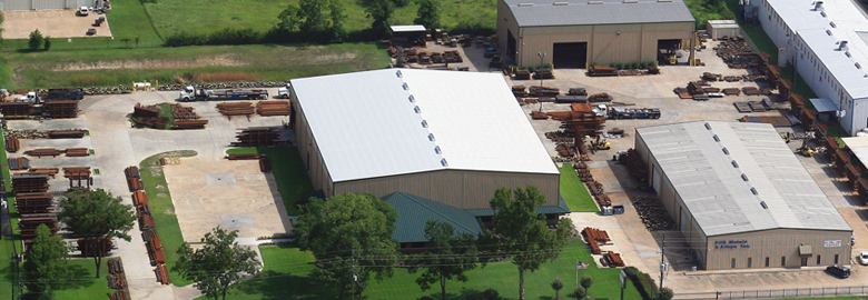 Arial Fox Metals Facility