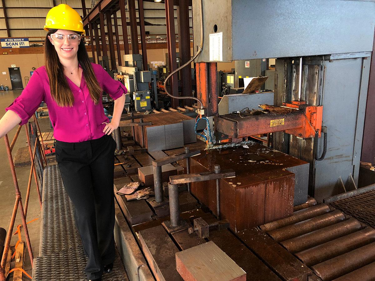steel service center houston
